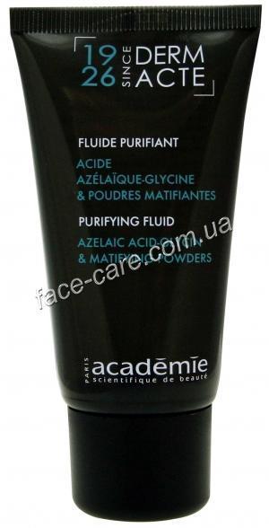 Очищающая эмульсия Академи Fluide Purifiant Academie
