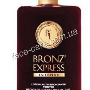 Лосьон-автозагар для лица и тела Академи BronzExpress Intense Tinted Self-Tanning Lotion Academie