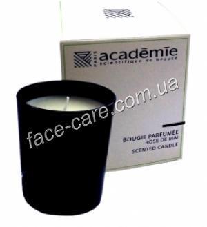 """Ароматическая свеча """"Майская Роза"""" Академи Rose De Mai Scented Candle Academie"""
